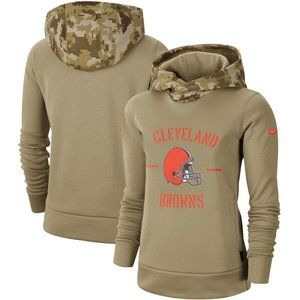 Women's Cleveland Browns Pullover Hoodie